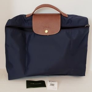 LongChamp Logo Packable Pouch